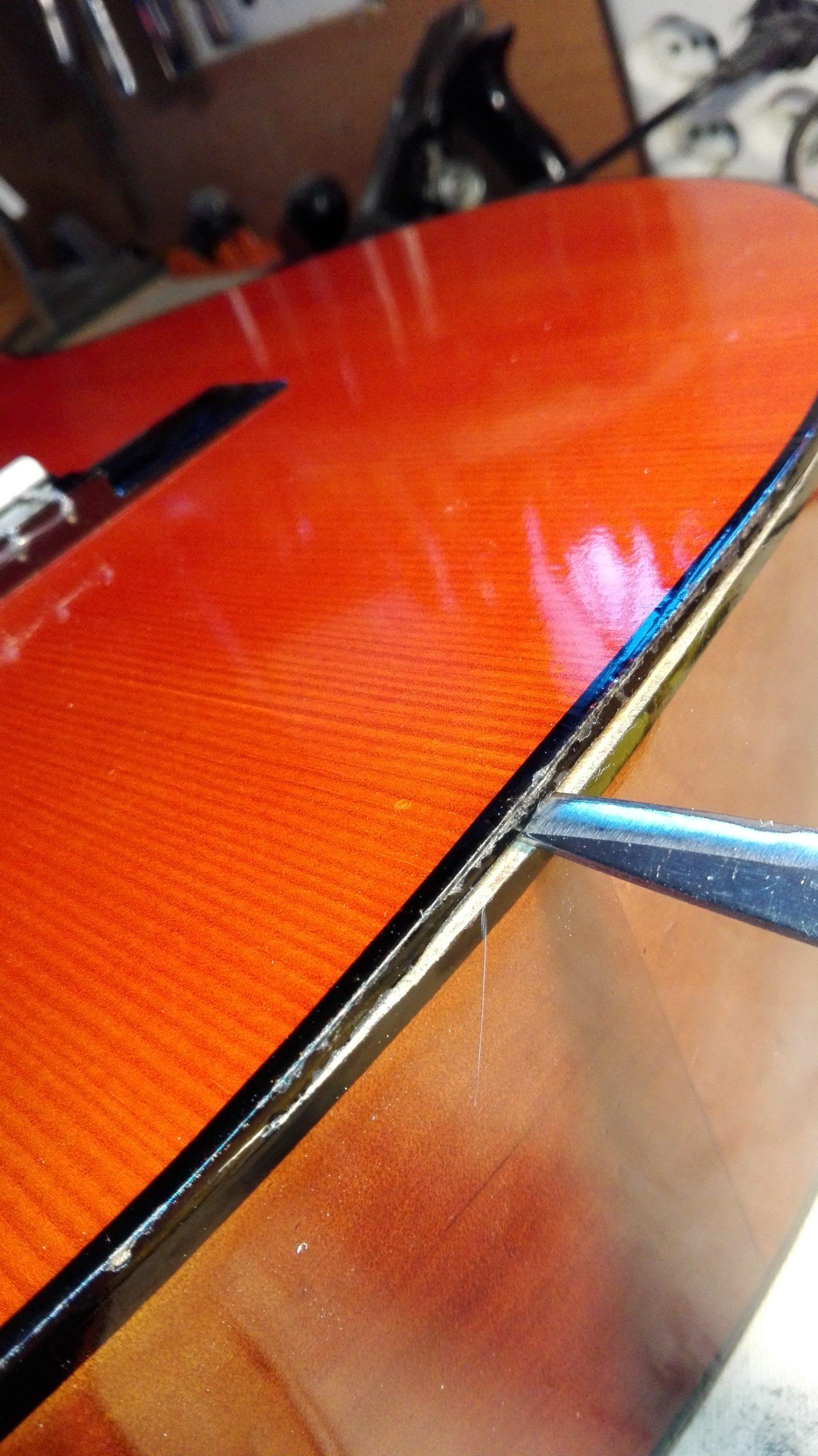 Chitarra classica Varese