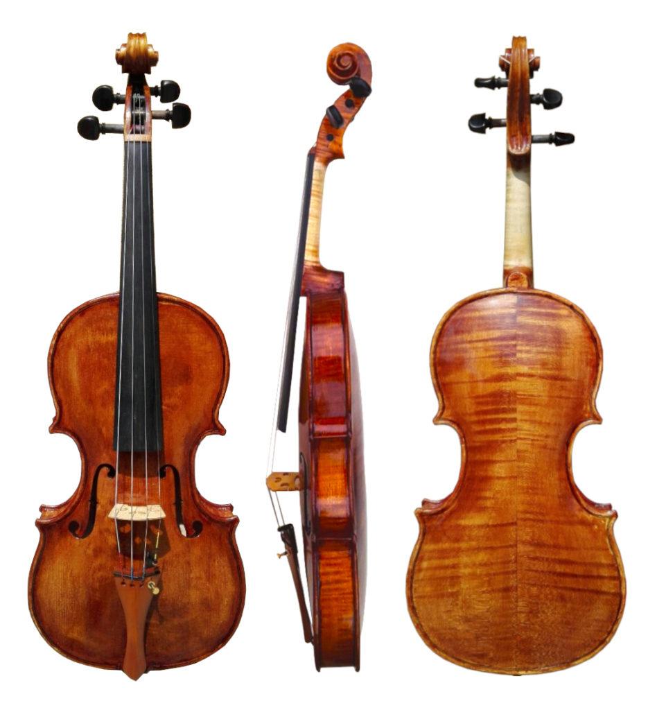 Santo Serafino Violino Tradate